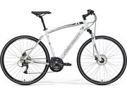 MERIDA Crossway 40 D 46cm White (Anthracite / Silver)  click to zoom image
