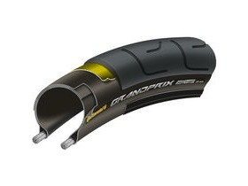 CONTINENTAL Grand Prix 700 x 25C Black Chili Folding