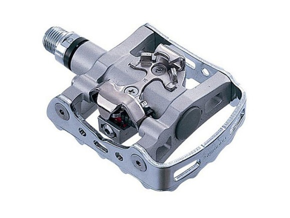 SHIMANO PD-M324 SPD MTB pedals - one-sided mechanism click to zoom image