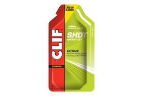 CLIF BAR Shot Energy Gel Citrus