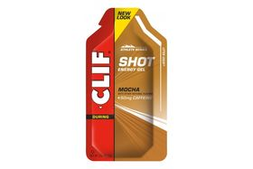CLIF BAR Shot Energy Gel Mocha