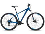 "ORBEA BIKES MX50 27.5"" S Blue/Red  click to zoom image"
