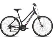 ORBEA BIKES Comfort 32 S Anthracite/Red  click to zoom image