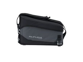 Altura Dryline 2 Rackpack: Grey/black 7 Litre