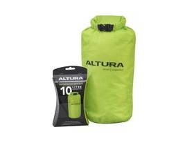 Altura Dry Pack 10l Waterproof Bag: Green 10 Litre