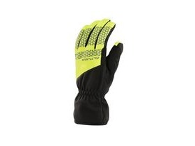 Altura Nightvision 4 Waterproof Glove 2018: Hi-viz Yellow/black