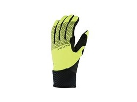 Altura Nightvision 4 Windproof Glove 2018: Hi-viz Yellow/black