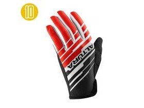 Altura One 80 (180) G2 Gloves: Red/black