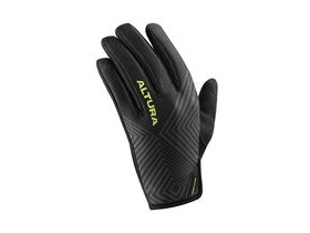 Altura Peloton 2 Progel Full Finger Mitts: Black