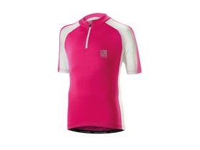 Altura Kids Sprint Short Sleeve Jersey 2016: Pink/white