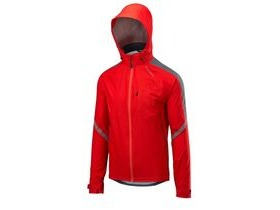 Altura Nightvision Cyclone Jacket 2018: Red