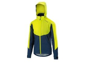 Altura Nightvision Thunderstorm Jacket 2018: Blue/hi-viz Yellow Reflective