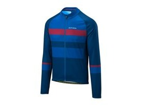 Altura Airstream Long Sleeve Jersey 2018: Blue/blue