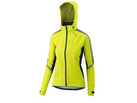 Altura Womens Nightvision Cyclone Jacket 2018: Hi-viz Yellow