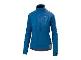 Altura Womens Nightvision Twilight Jacket 2018: Blue