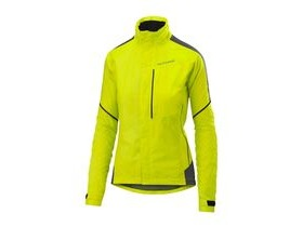 Altura Womens Nightvision Twilight Jacket 2018: Hi-viz Yellow