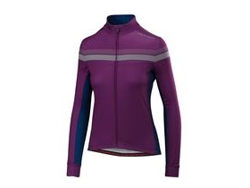 Altura Womens Nightvision 4 Long Sleeve Jersey 2018: Purple/blue