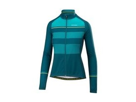 Altura Womens Airstream Long Sleeve Jersey 2018: Teal/teal