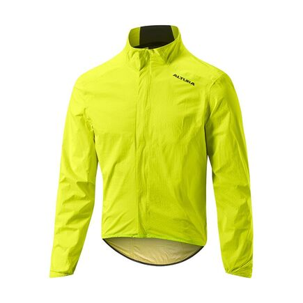 Altura Firestorm Waterproof Jacket Hi-viz Yellow click to zoom image