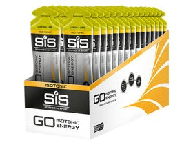 Science In Sport GO Isotonic Gel lemon and lime 60ml