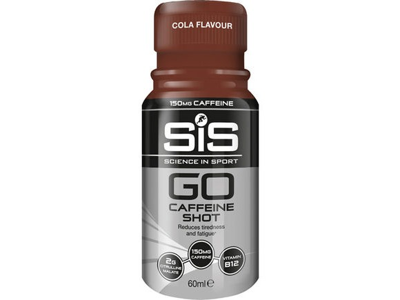 Science In Sport GO Caffeine Shot - cola - 60ml click to zoom image