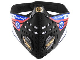 Respro Cinqro mask black