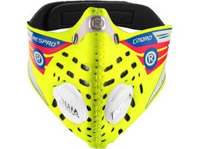 Respro Cinqro mask flo yellow