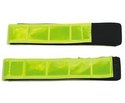 ETC Reflective Yellow Arm / Leg Bands EN13356