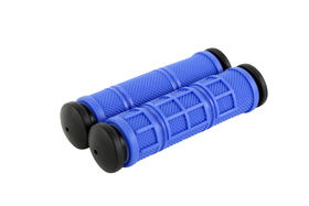 ETC Dual Density Grips 125mm Blue