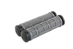 ETC Dual Density Grips 125mm Grey