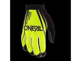 O'Neal AMX Blocker Black/Neon Yellow Gloves