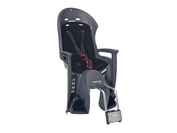 HAMAX Smiley Rear Frame Mount Childseat click to zoom image