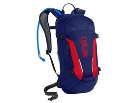 CAMELBAK Mule Hydration Pack Pitch Blue/Racing Red 3l/100oz