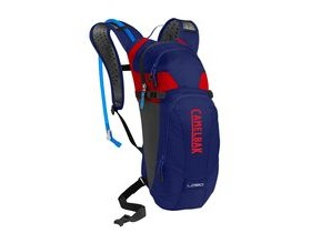 CAMELBAK Lobo Hydration Pack Pitch Blue/Racing Red 3l/100oz
