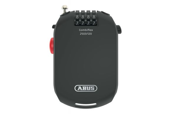 ABUS Cable Lock Combiflex 2503 120cm click to zoom image