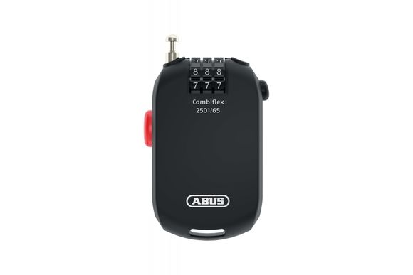 ABUS Cable Lock Combiflex 2503 65cm click to zoom image