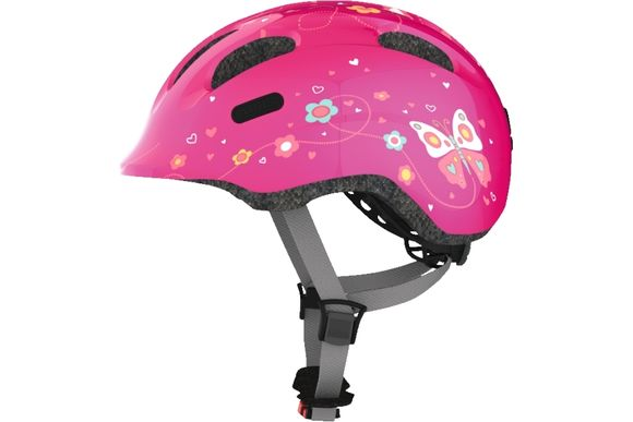ABUS Smiley 2.0 Pink Butterfly click to zoom image