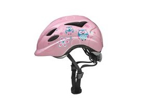 ABUS Anuky Childs Helmet 2016: Rose Owl