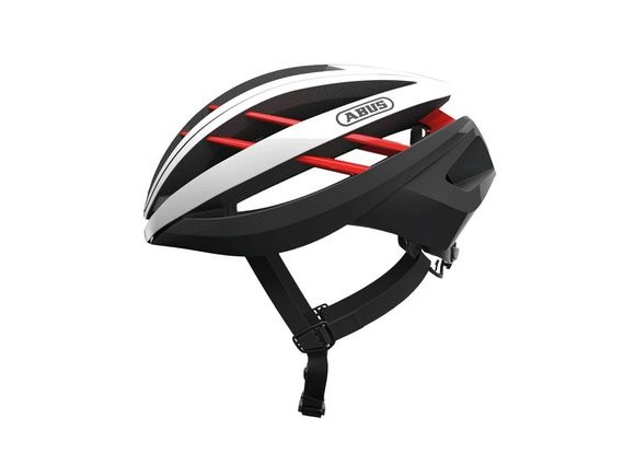 ABUS Aventor Road Helmet 2018: Blaze Red click to zoom image