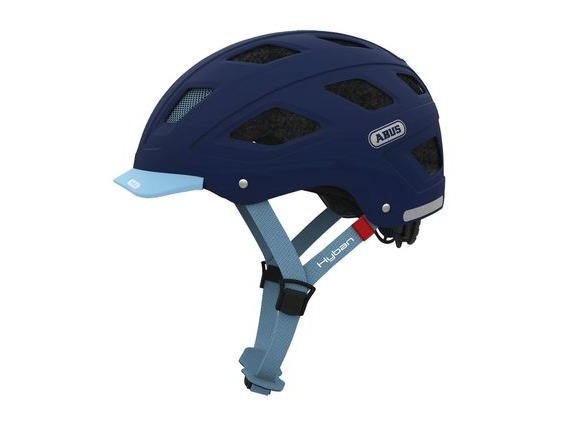 ABUS Hyban Core Helmet: Core Blue click to zoom image