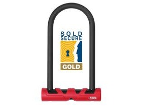 ABUS 420 160hb Ultimate D-lock 300mm Gold Ss: