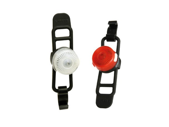 CATEYE Loop 2 Front & Rear Usb Rechargeable Set click to zoom image