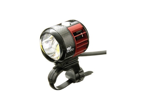 CATEYE Volt 6000 Rechargeable Front (6000 Lumen) click to zoom image