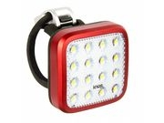 KNOG Knog Blinder MOB KID GRID Front Light  RED  click to zoom image