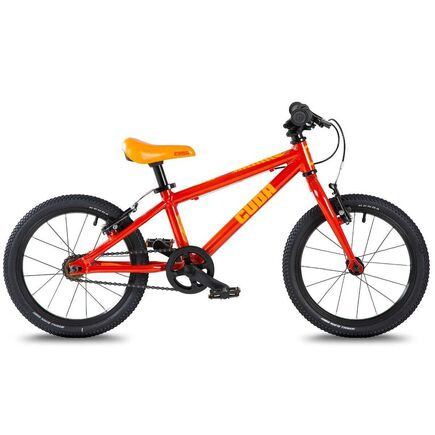 "CUDA Trace Pavement Bike 16"" Orange click to zoom image"
