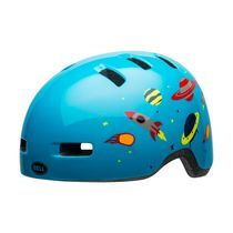 BELL Lil Ripper Children's Helmet Space Gloss Light Blue Unisize 48-55cm
