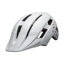 BELL Sidetrack Ii Child Helmet Stars Gloss White Unisize 47-54cm