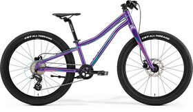 MERIDA Matts J24 Plus Purple/Teal