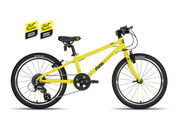 FROG BIKES Frog 52 TDF Yellow  click to zoom image