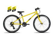 FROG BIKES Frog 62 TDF Yellow  click to zoom image